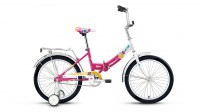 Велосипед ALTAIR City girl 20 compact